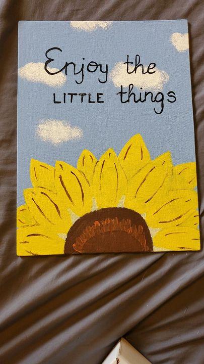 Sunflower - Stahler Arts