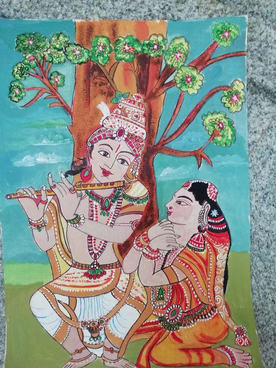 Radha krishna - Artiste