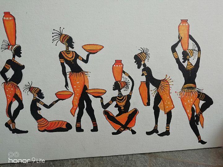 Tribals - Artiste