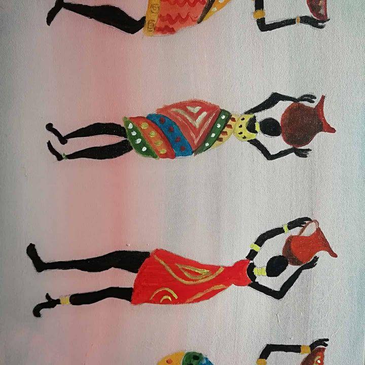 Tribal people - Artiste