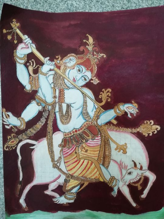 Krishna - Artiste