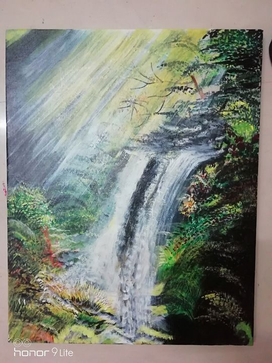 Waterfalls - Artiste