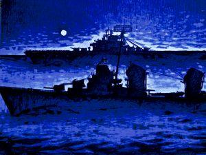 night passage - Vlasic