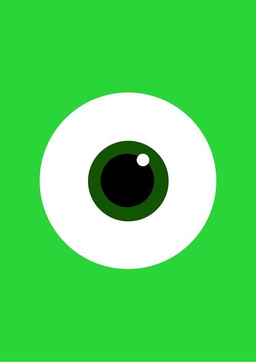 Monster Eye - Bellark