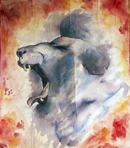 Lion's Roar - Wind Stokes Fire