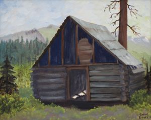 Lonesome Cabin