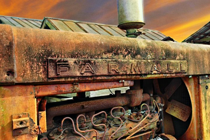 Farmall - Edgyfotogeek
