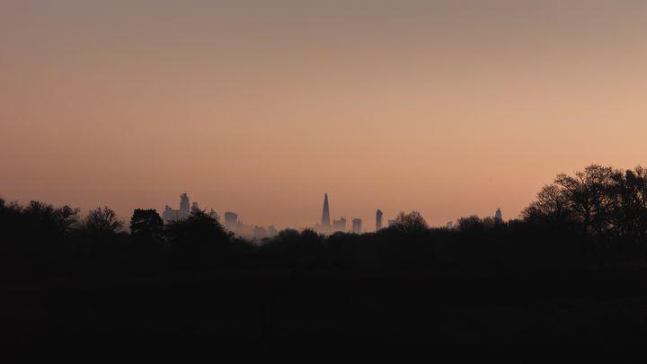London Skyline from Richmond Park - Gianluca Cerniglia