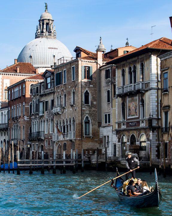 Venice's Gondola - Gianluca Cerniglia