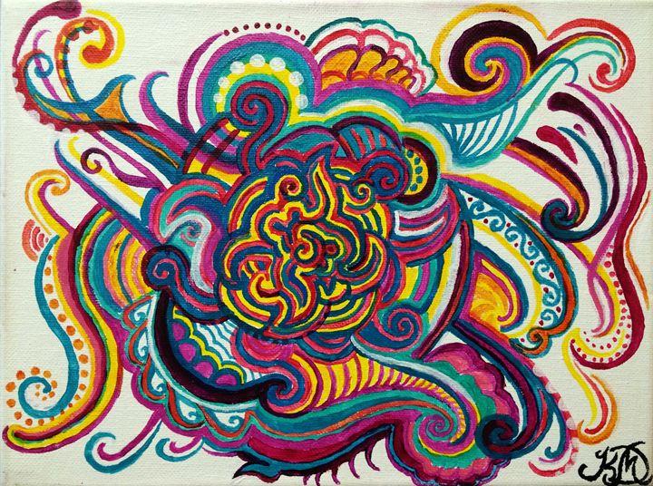Class Doodles - Dawning Arts