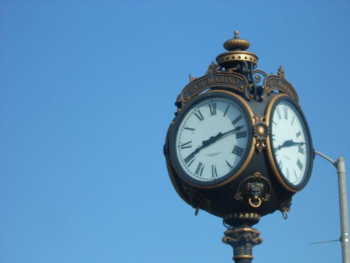 Clock - Kate-Ann Art and Photography: Stephanie Perry