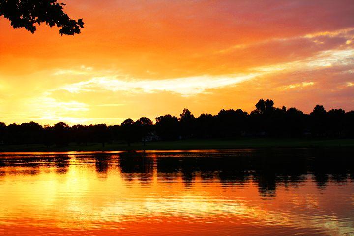 Glorious Sunset - Ashley Schwoebel