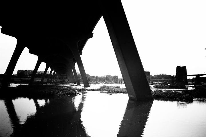 Bridge Reflection - Ashley Schwoebel