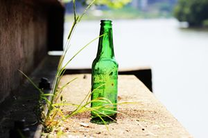 Abandoned Bottle - Ashley Schwoebel