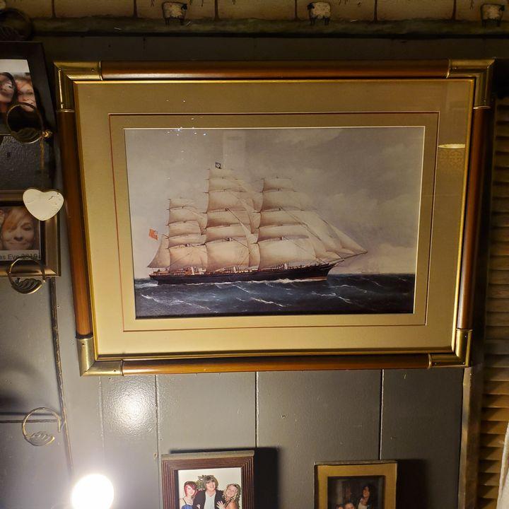 F. Tudgay Original Cutty Sark - Kenzies Gallery