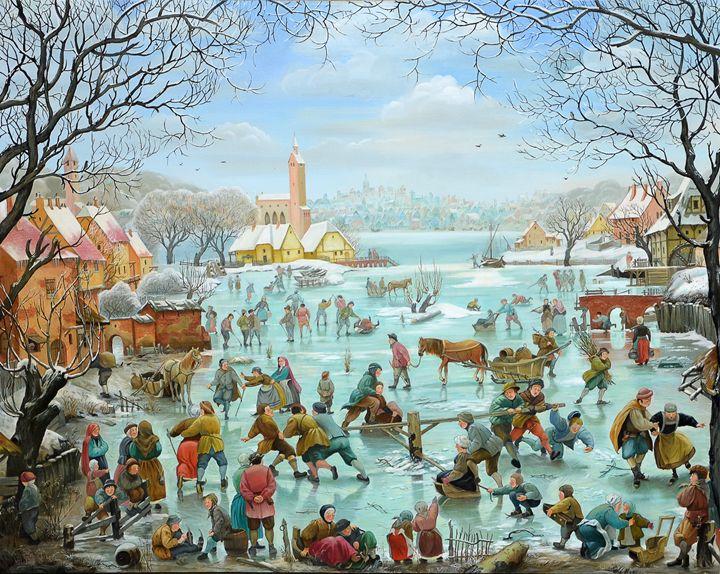 Зима - mikhalchyk