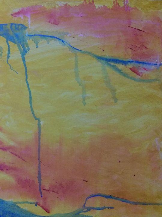 River beneath the dawn - Katrice Martin Art And Designs