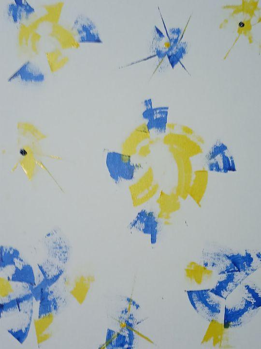Joyful solitude - Katrice Martin Art And Designs