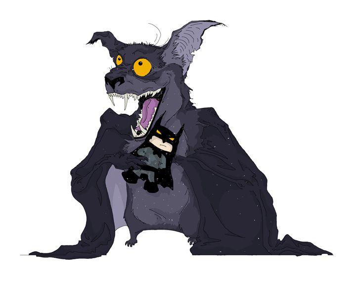 Happiest Bat - Gaynore