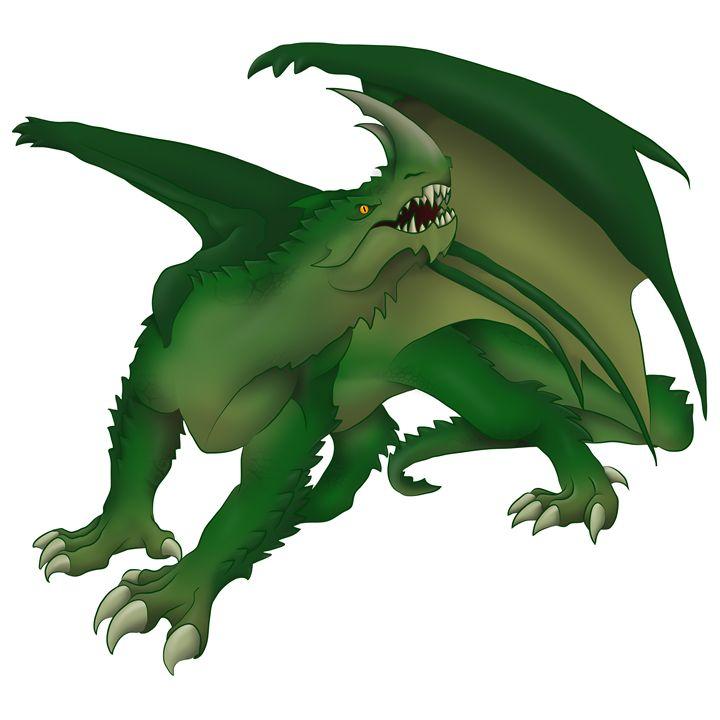 Green Dragon - Gaynore