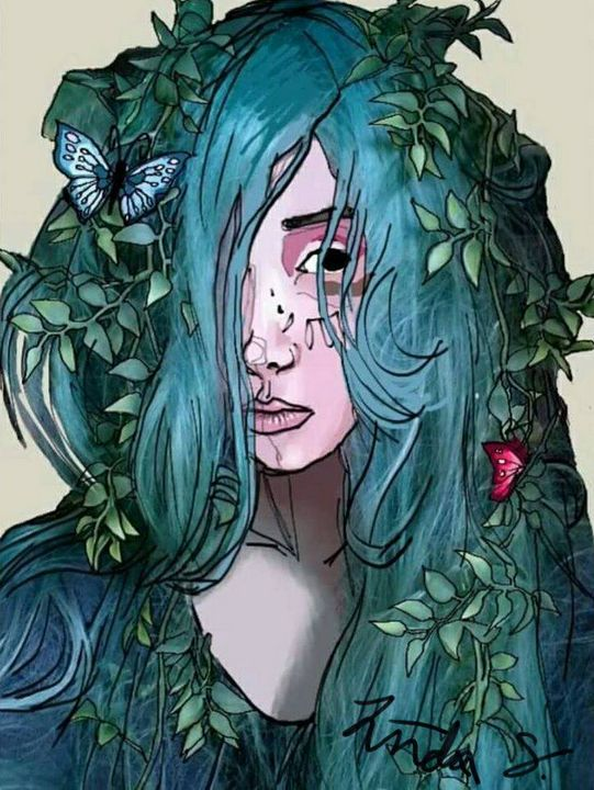 Forest Nymph - Metanoia's Art