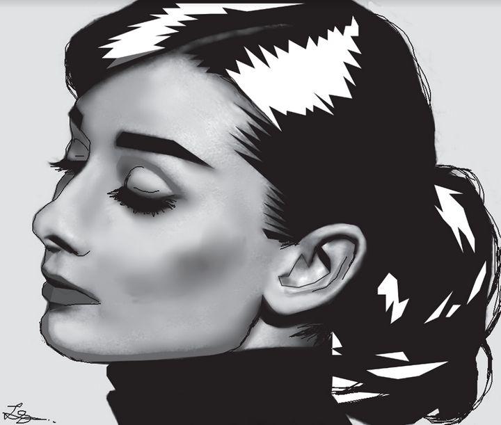 Audrey Hepburn - Metanoia's Art