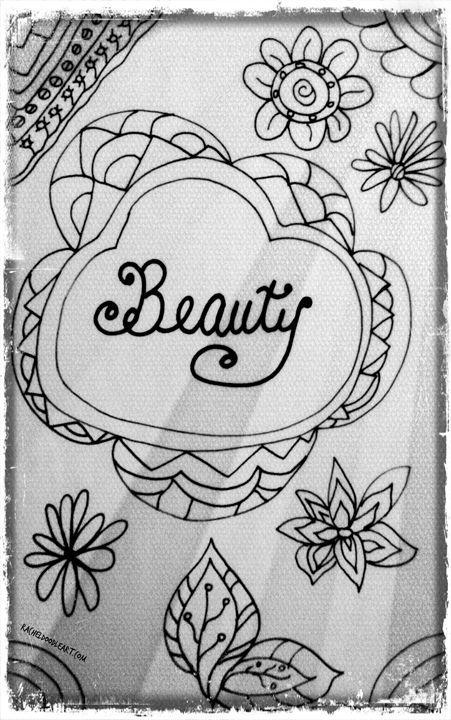 Beauty - Rachel Maynard
