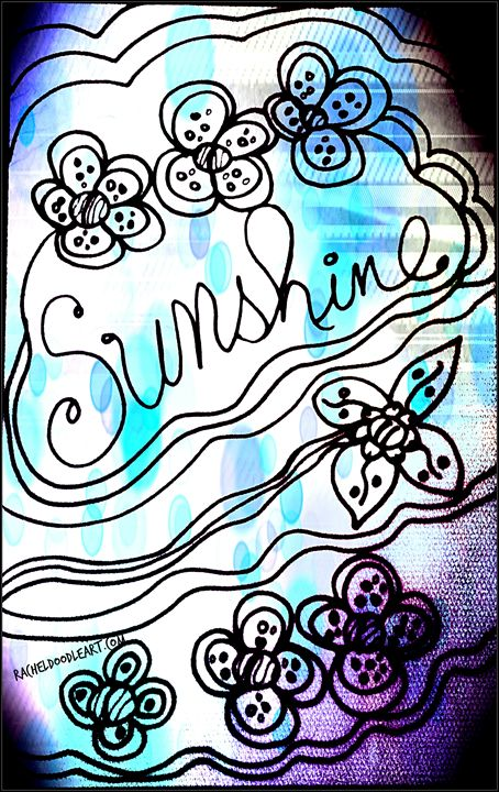 Sunshine - Rachel Maynard
