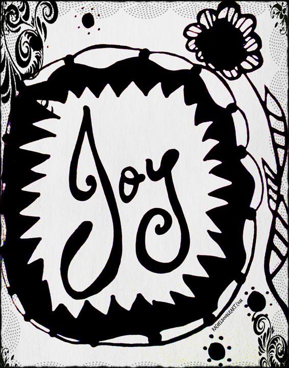 Joy - Rachel Maynard