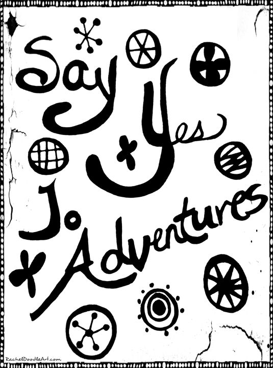 Say Yes To Adventures - Rachel Maynard