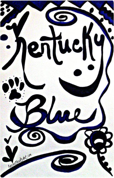 Kentucky Blue - Rachel Maynard