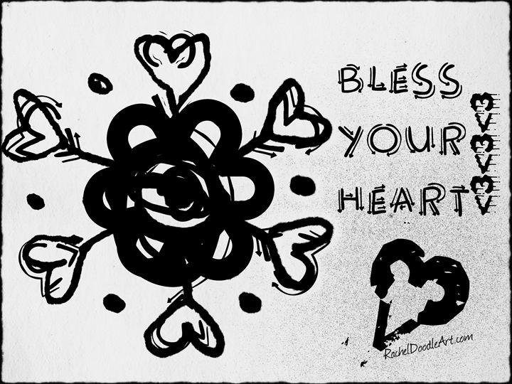 Bless Your Heart - Rachel Maynard