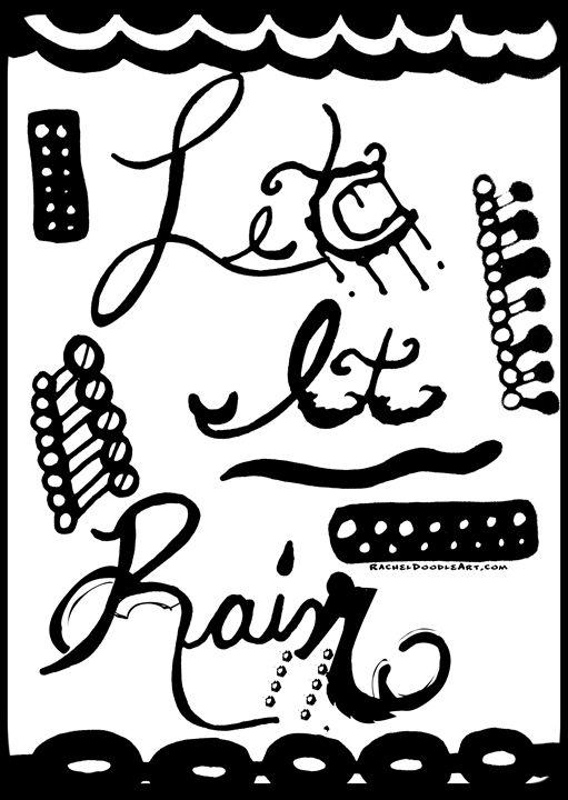 Let It Rain - Rachel Maynard