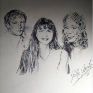 Your Favorite Angel Trio