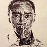 Don Cheadle by Billy Jackson