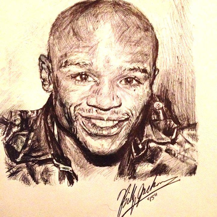 Floyd Mayweather Jr. - Billy Jackson