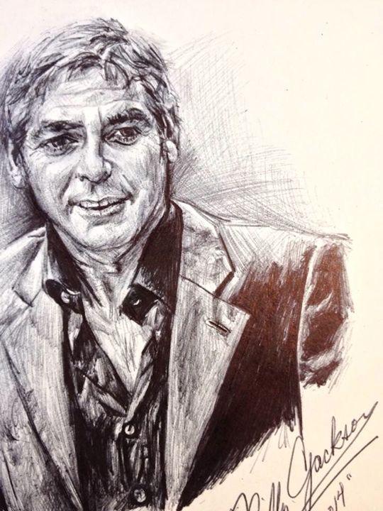 George Clooney - Billy Jackson