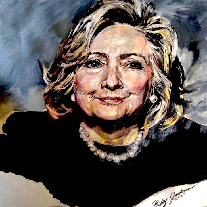 Hillary Clinton - Billy Jackson