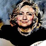 Official Portrait of Hillary Clinton