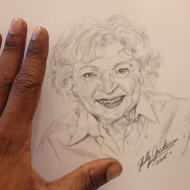 Betty White - Billy Jackson