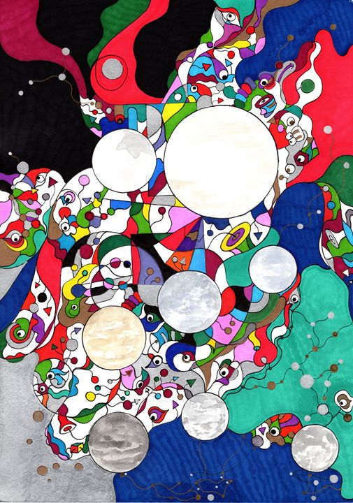 Metric expansion of space :) - Krughoff