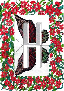 Letter H (Harmony)