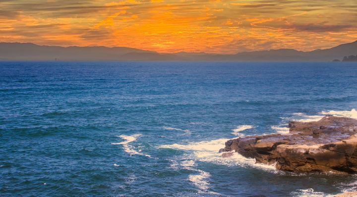 Perfect Sunset - James Yoke