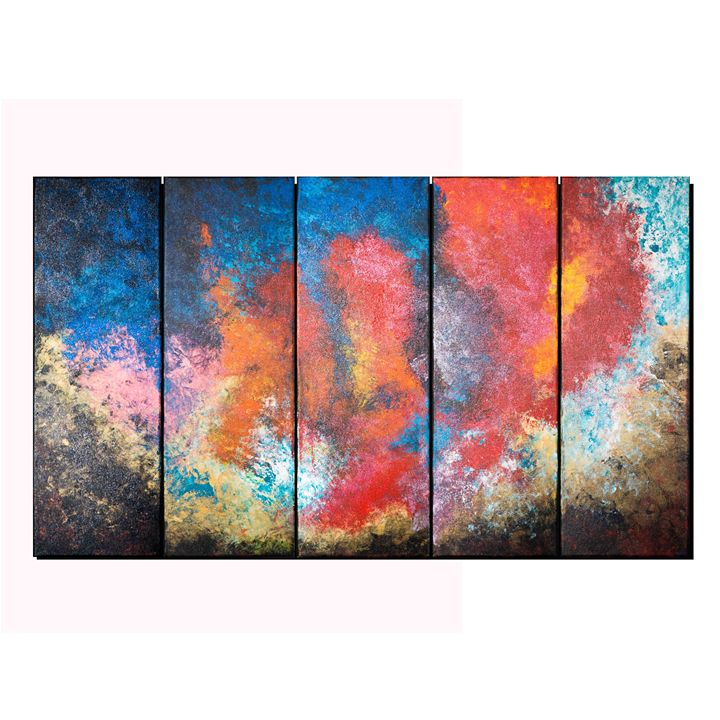 MOVING FORWARD - Irene Fuchs Fine Arts