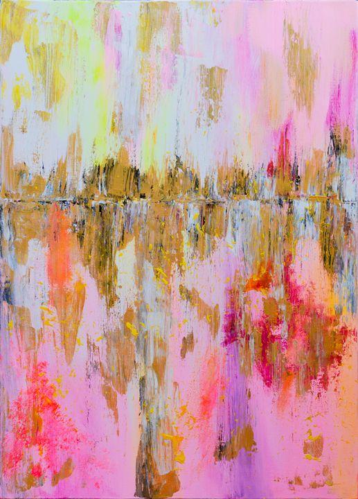 LUCKY - Irene Fuchs Fine Arts