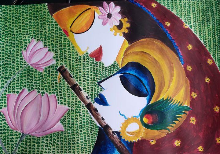 Krishna Radha - Maitri