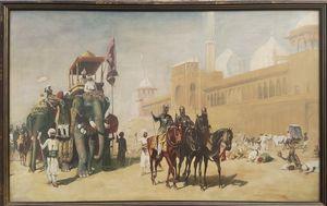 Indian King Art