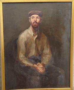 The man portrait
