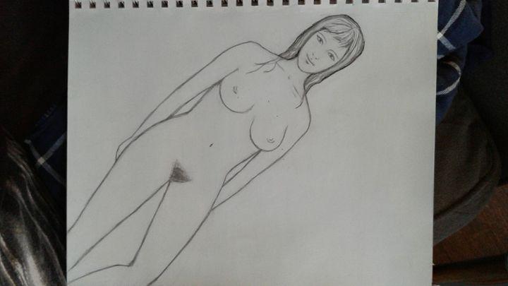Woman Shape - Dominica J. Romeo
