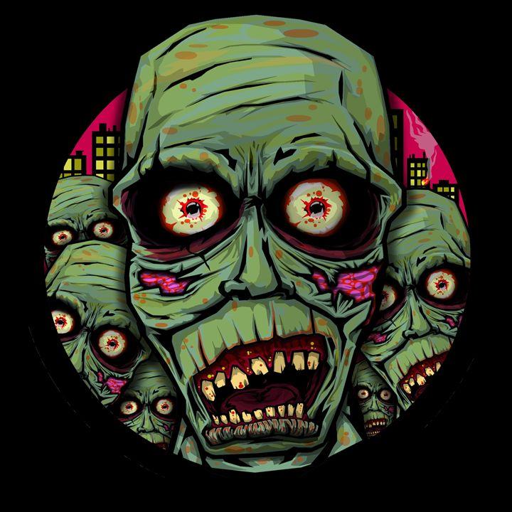Zombie Horde - Tony Ley